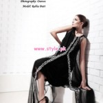 Ayesha And Usman Qamar Winter Collection 2013 006