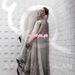 Ayesha And Usman Qamar Winter Collection 2013 007