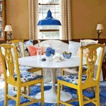 Colorful Dining Room Decoration Ideas 2013 001