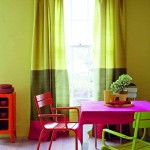 Colorful Dining Room Decoration Ideas 2013 0014