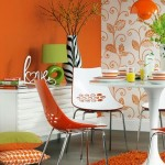 Colorful Dining Room Decoration Ideas 2013 0016