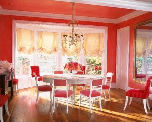 Colorful Dining Room Decoration Ideas 2013 0017
