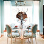 Colorful Dining Room Decoration Ideas 2013 0021