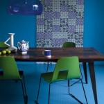 Colorful Dining Room Decoration Ideas 2013 0022