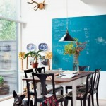 Colorful Dining Room Decoration Ideas 2013 003