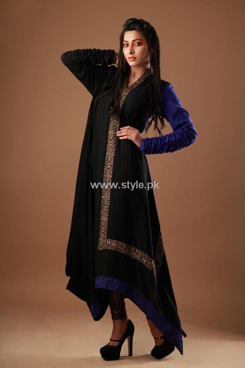 Contrast Winter Collection 2013 for Women