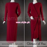 Daaman Latest Casual Wear Dresses For Women 2013 002