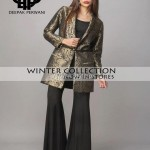 Deepak Perwani Winter Collection 2013 for Ladies