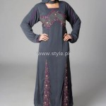Designs Of Abayas 2013 For Girls 001