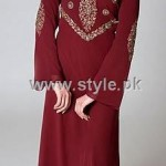Designs Of Abayas 2013 For Girls 003