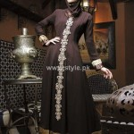 Designs Of Abayas 2013 For Girls 004
