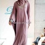 Designs Of Abayas 2013 For Girls 005