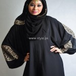 Designs Of Abayas 2013 For Girls 006