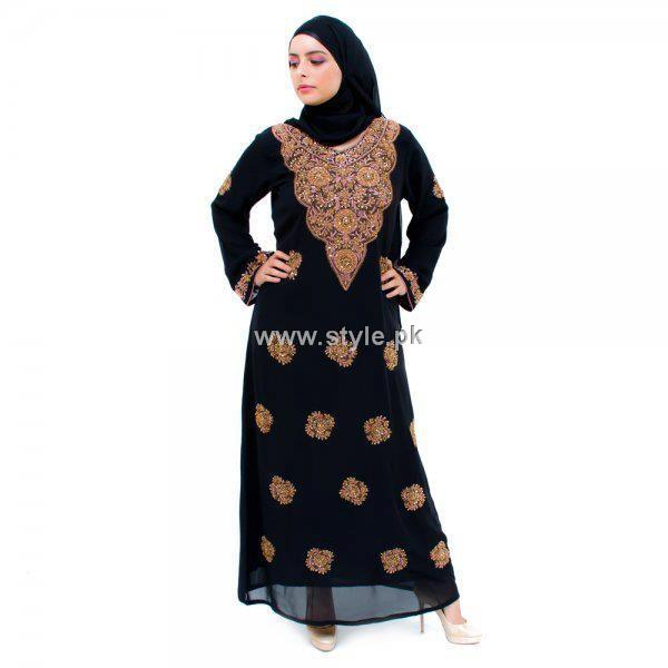 Designs Of Abayas 2013 For Girls 007 style exclusives