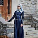 Designs Of Abayas 2013 For Girls 009