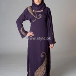 Designs Of Abayas 2013 For Girls 012
