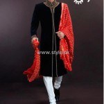 Designs of Sherwani for Men 2013 003 150x150 style exclusives