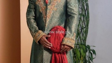 Designs of Sherwani for Men 2013