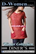 Diner's Latest Winter Arrivals 2013 For Women 001