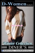 Diner's Latest Winter Arrivals 2013 For Women 002