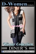 Diner's Latest Winter Arrivals 2013 For Women 004