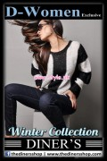 Diner's Latest Winter Arrivals 2013 For Women 006