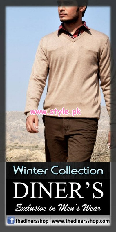b77037d20 Diner s Winter Collection 2013 For Boys