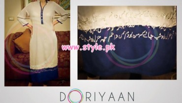 Doriyaan Latest Winter Collection For Girls 2013 009