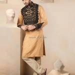 HSY Latest Menswear Collection 2013 002