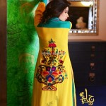 Jannat Nazir Party Wear Dresses 2013 for Girls