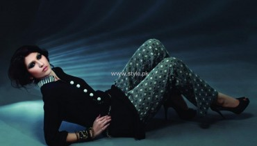 Jannat and Sadaf Winter Dresses 2013 for Women