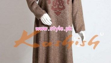 Kashish Winter Party Dresses 2013 For Women 008