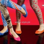 Khaadi New Winter Collection 2013 for Women 006 150x150 shoes pakistani dresses hijab scarves