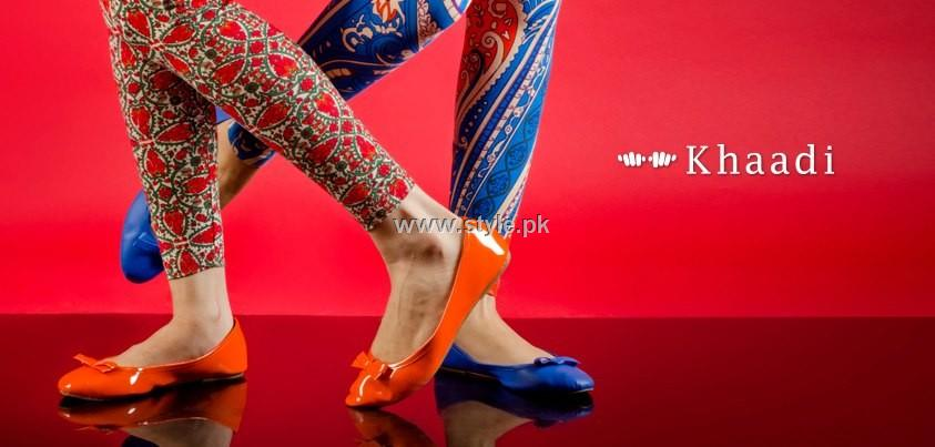 Khaadi New Winter Collection 2013 for Women 008 shoes pakistani dresses hijab scarves