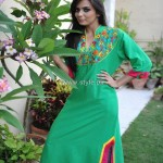 Latest Fashion Of Casual Wear Dresses For Girls 2013 001 150x150 style exclusives