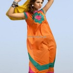 Latest Fashion Of Casual Wear Dresses For Girls 2013 009