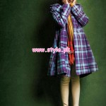 Leisure Club Kids Dresses 2013 For Winter