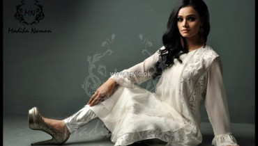Madiha Noman Casual Dresses 2013 for Women