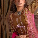 Maria's Party Wear Collection 2013 For Women 004
