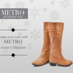 Metro Winter Footwear Collection 2013 For Women 0010 150x150 shoes