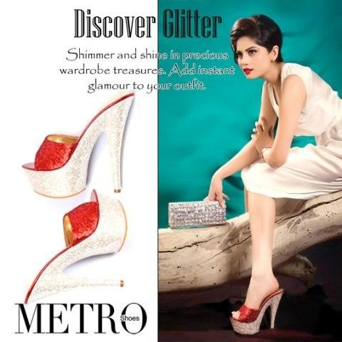 Metro Winter Footwear Collection 2013 For Women001 shoes
