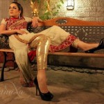 Munaxa Bridal Wear Collection 2013 For Women 002
