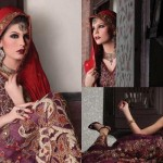 Munaxa Bridal Wear Collection 2013 For Women 007