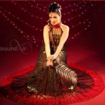 Munaxa Bridal Wear Collection 2013 For Women 008