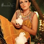 Munaxa Bridal Wear Collection 2013 For Women 009