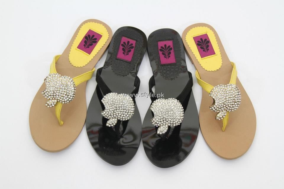 Nadiya Kassam Winter Footwear Collection 2013 for Ladies