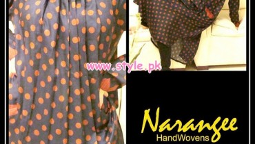 Narangee Winter Dresses 2013 For Women 010