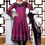 Natasha Couture Regal Winter Collection 2013 For Women 0013