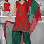 Natasha Couture Regal Winter Collection 2013 For Women 0016