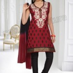 Natasha Couture Regal Winter Collection 2013 For Women 0020